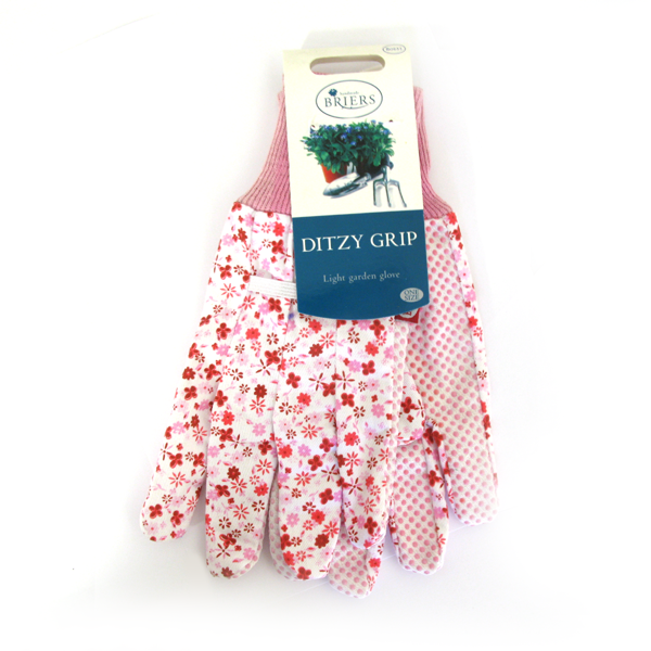 Briers Ditzy Grip Ladies Light Garden Glove (One Size) B0653