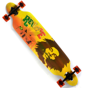 Backfire Reggae Longboard