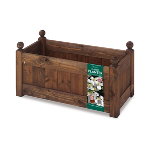 AFK Garden - Classic Trough Oak 26 inch
