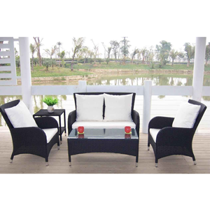Poly Rattan Sofa Set DL-S326-329