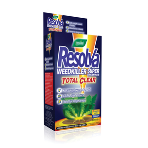 Resolva Super Concentrate Weed Killer 200ml