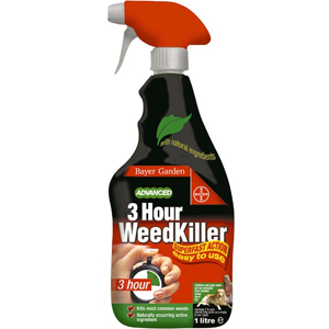 Bayer Advanced 3 Hour Weed Killer