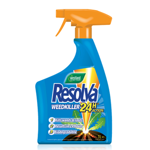 Resolva Weed Killer 24hr Protection