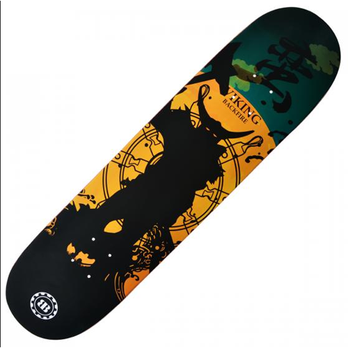 Backfire Viking Skateboard
