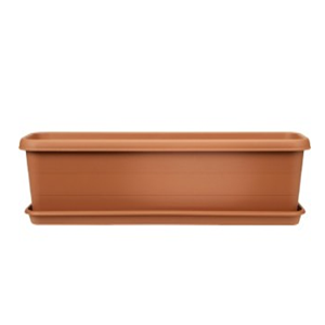 Terrace Trough (Terracotta) 100cm - Stewart Garden 2066034