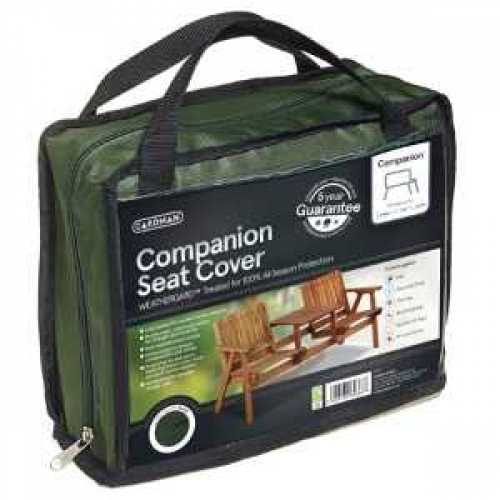 Gardman Black Companion Seat Cover 35627