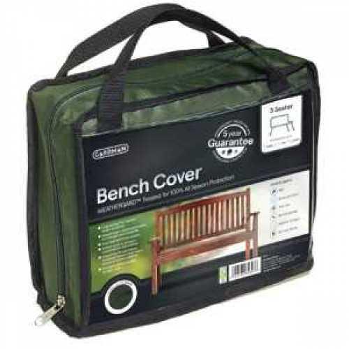 Gardman Grey 3 Seater Bench Cover 35935