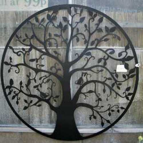 Metal Wall Art by The Old Basket Supply Company (tobs) - 24610