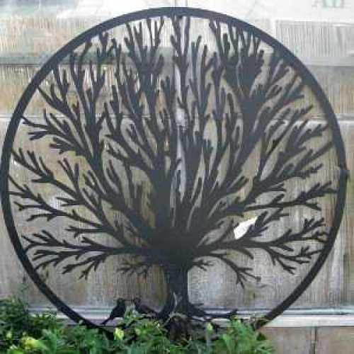 Metal Wall Art by The Old Basket Supply Company (tobs) - 24612