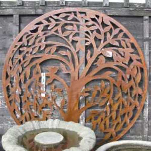 Metal Wall Art by The Old Basket Supply Company (tobs) - 24619