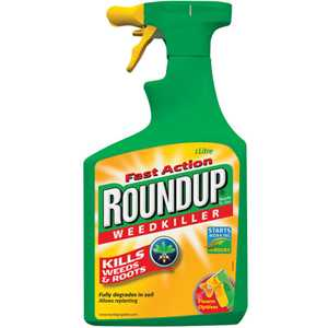 Fast Action Roundup Ready to Use Weedkiller