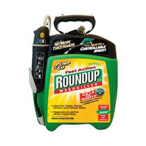 Fast Action Roundup Pump 'n Go Ready to Use Weedkiller
