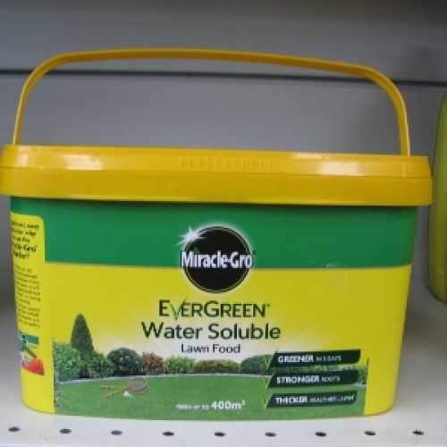Miracle-Gro Soluble Lawn Feed 2kg