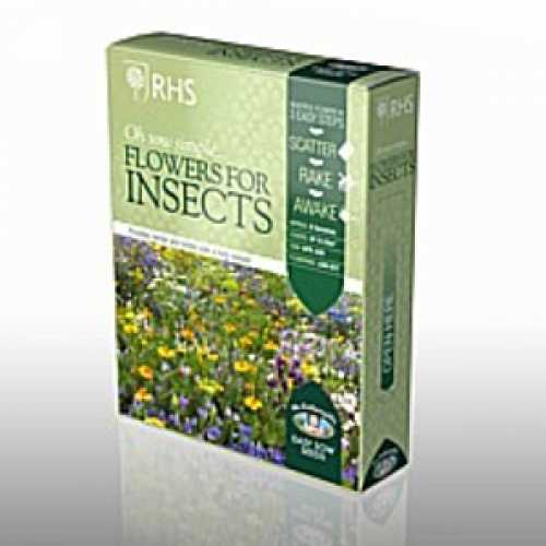 RHS Flowers For Insects Seed Collection