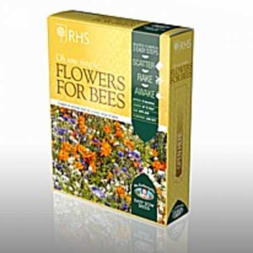 RHS Flowers For Bees Seed Collection