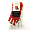 Briers Deluxe Gardening Gloves Red & Cream One Size B0293