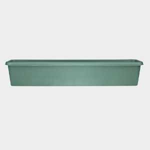 Stewart Garden Terrace Trough (Green) 100cm - 2066019