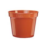 Premium (Terracotta) Flower Pot 8in - 20cm - Stewart Garden 2835014