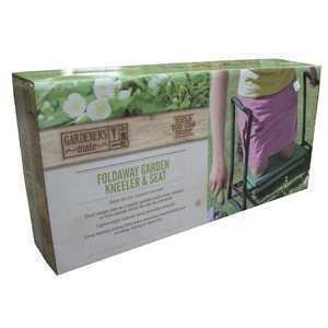 Gardman Foldaway Garden Kneeler and Seat - Lilac Code No. 34607