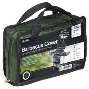 Gardman Black Barbecue Cover 35680