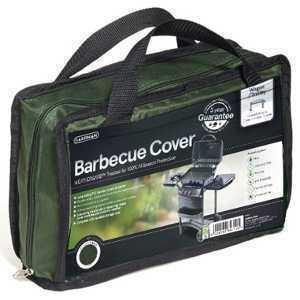 Gardman Black Barbecue Cover 35680
