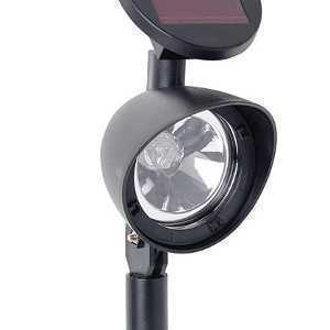 Cole and bright solar spot lights
