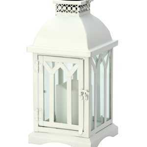 Cole & Bright Solar French Gothic Candle Lantern L23032