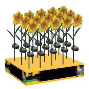 Cole & Bright Solar Daffodil Stake Light L21122