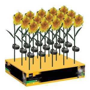 Cole & Bright Solar Daffodil Stake Light L21122