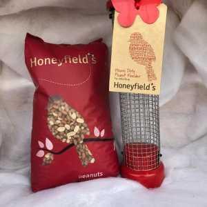 Bird Feed Heavy Duty Peanut Gift Set