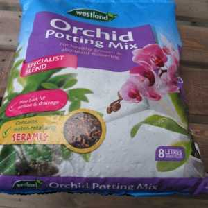 Orchid Potting Compost by Westland 8kg