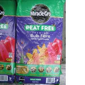 Peat Free Bulb Fibre by Miracle Gro 10ltr