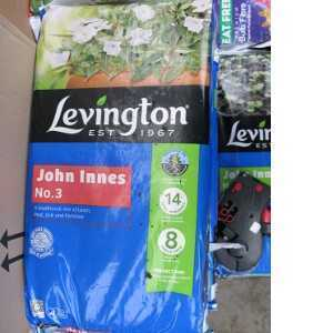 John Innes No 3 Compost by Levington 10ltr
