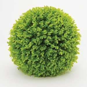 Apta Artificial Plain Topiary Ball 32cm