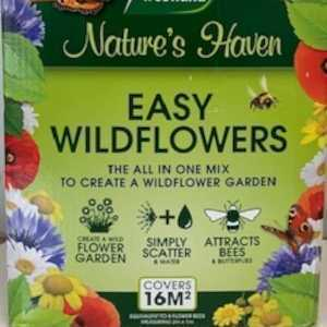 Westland Nature's Haven Easy Wildflowers Mix in 4kg