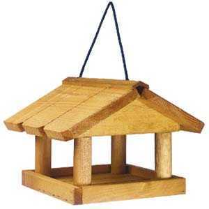 Bird Baths, Houses & Tables